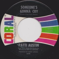 Patti Austin Someones Gonna Cry