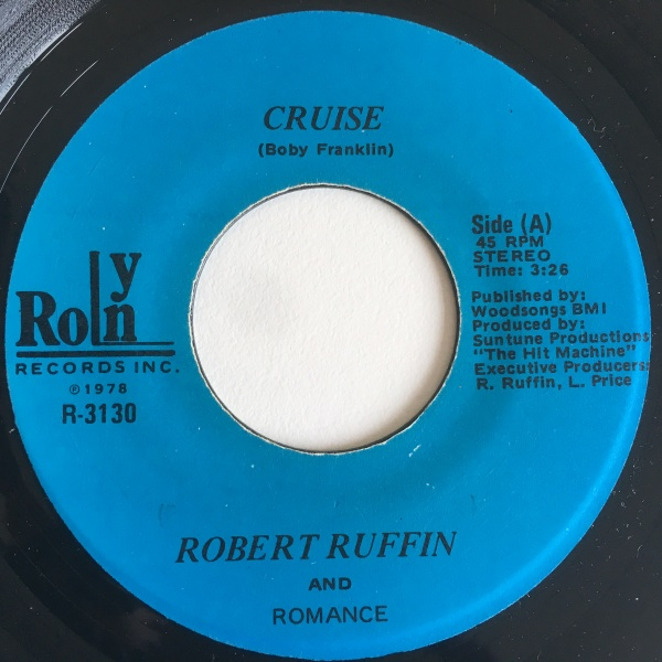 Robert Ruffin And Romance