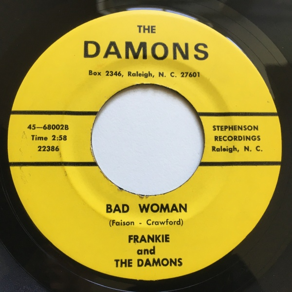 Frankie And The Damons