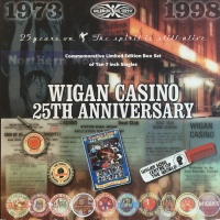 Wigan Casino 25th Anniversary Box Set thumbnail